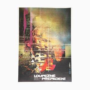 Robbery Filmposter von Jan Weber, 1977