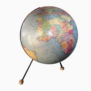 Large Mid-Century Globe from Taride, 1960s