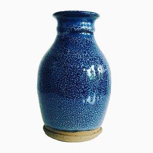 Vaso in gres di Marie Claude Bindel, anni '90