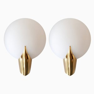 Austrian Sconces from J.T. Kalmar, 1980s, Set of 2