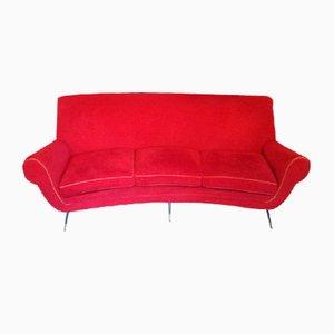 Sofá de Gigi Radice para Minotti, años 50