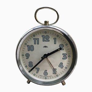Reloj despertador checoslovaco de Prim, años 70