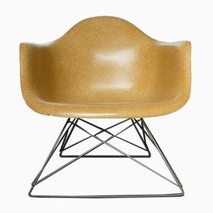 Armlehnstuhl von Charles & Ray Eames für Zenith Plastics, 1950er