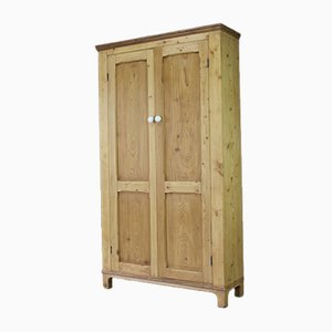 Antique Pinewood Cupboard