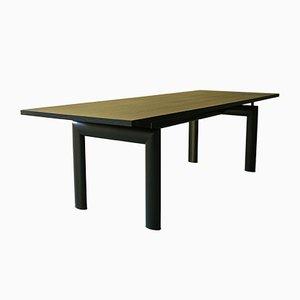 Tavolo da pranzo Le Corbusier LC6 di Charlotte Perriand per Cassina, anni '70