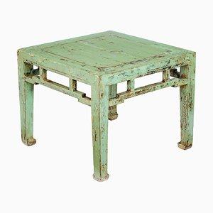 Tavolino laccato, Cina, XIX secolo