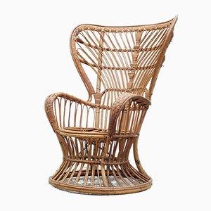 Mid-Century Armchair by Lio Carminati and Gio Ponti for Pierantonio Bonacina, 1950s