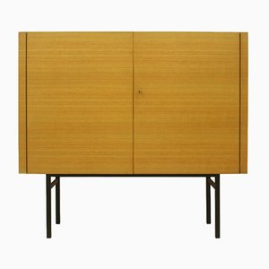 German Ash Cupboard by Helmut Magg for Deutsche Werkstatten, 1950s