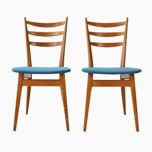 Chaises de Salle à Manger, 1950s, Set de 2