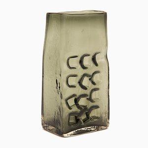 Vase par Geoffrey Baxter pour Whitefriars, 1967