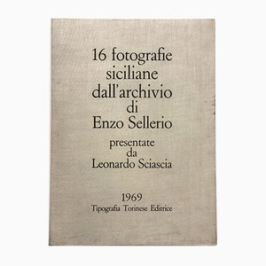 Photographs and Folder Set by Enzo Sellerio for Tipografia Torinese Editrice, 1960s