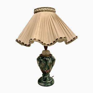 Tischlampe aus Muranoglas von Archimede Seguso, 1950er