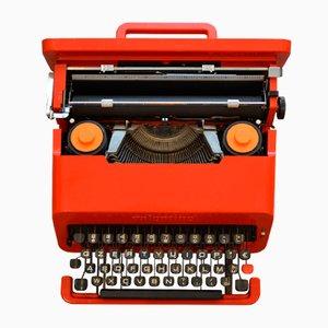Máquina de escribir de Ettore Sottsass para Olivetti Synthesis, 1969