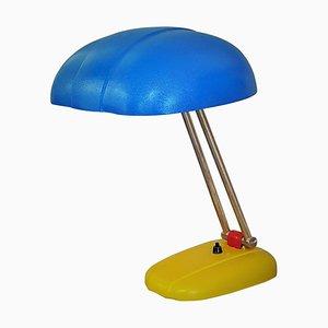 Lámpara de mesa vintage de Sigfried Giedion para BAG Turgi