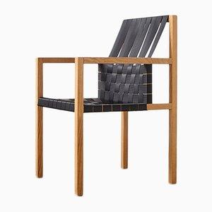 Seatbelt Armlehnstuhl von Gijs Bakker für Castelijn, 1970er