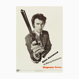 Magnum Force Film Poster by Bill Gold, 1973