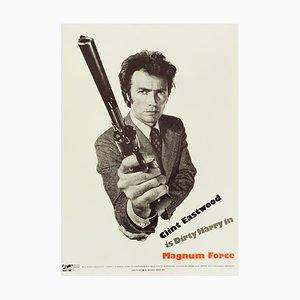 Poster del film Magnum Force di Bill Gold, 1973