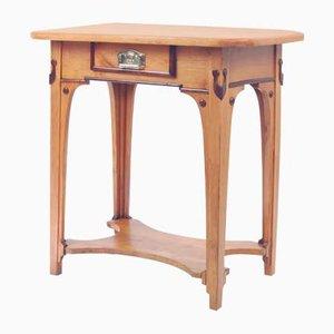 Antique Art Nouveau Console Table