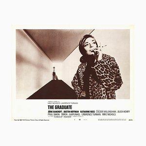 Póster de la película The Graduate, 1967