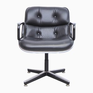 Vintage Lounge Chair by Charles Pollock for Knoll Inc. / Knoll International