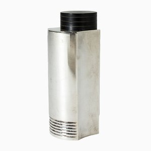 Silver Plated Shaker by Folke Arström for GAB, 1930s