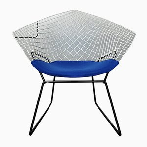 Model 421 Lounge Chair by Harry Bertoia for Knoll Inc. / Knoll International, 1970s