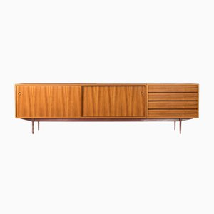 Walnut Veneer Sideboard by Walter Wirz for Wilhelm Renz, 1960s