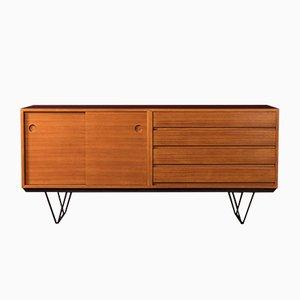 Teak Veneer Sideboard, 1960s