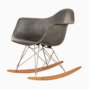 Modell RAR Schaukelstuhl von Charles & Ray Eames für Herman Miller, 1960er