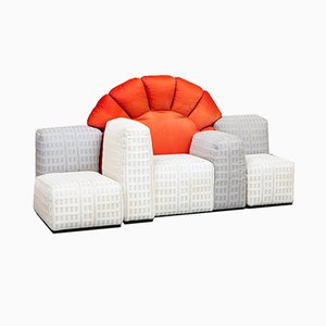 Model Tramonto a New York Modular Sofa by Gaetano Pesce for Cassina, 1980s