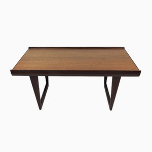 Mid-Century Danish Teak Coffee Table by Peter Løvig Nielsen for Løvig, 1960s