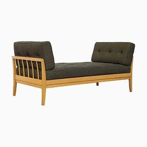 Sofá cama de Wilhelm Knoll, años 50