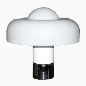 Lampe de Bureau par Luigi Massoni pour Guzzini, 1972