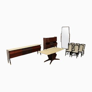 Dining Room Set from Fossati, Attilio & Arturo, 1950s