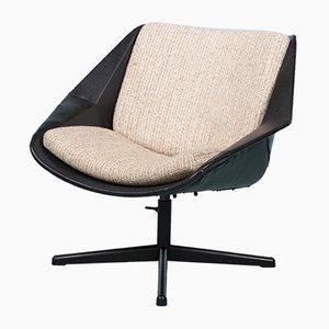 Mid-Century Model FM08 Swivel Chair by Cees Braakman for Pastoe