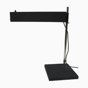 Lámpara de mesa de Dieter Waeckerlin para Idealheim Schweiz, 1957