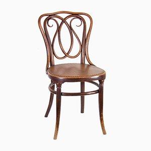 Chaise de Salle à Manger N°27 de Jacob & Josef Kohn, 1877