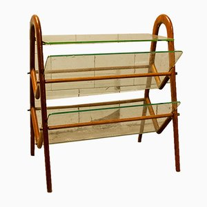 Magazine Rack by Ico Parisi for De Baggis, 1953