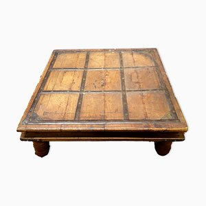Table Basse Vintage, Maroc