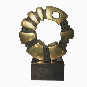 Wheel of Life Skulptur von André Bucher, 1961