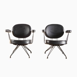Armchairs by Pierre Paulin, 1950s, Set of 2