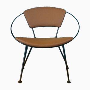 Mid-Century Modell Hoop Armlehnstuhl von John Hauser für Hauser, 1950er
