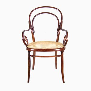 Antique Armchair by Thonet for Jacob & Josef Kohn, 1870s