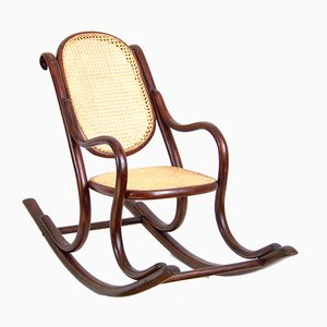 Antique Childrens Chair by Michael Thonet for D.G.Fischel, 1890s