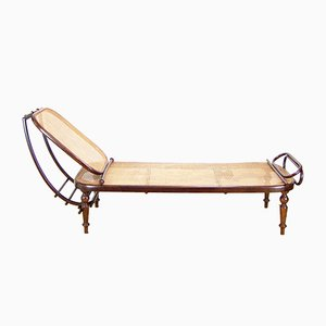Antike Chaiselongue von Thonet