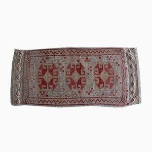 Handgeknüpfter dekorativer türkischer Vintage Teppich, 1970er