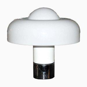 Lámpara de mesa Brumbury de Luigi Massoni para Guzzini, 1972