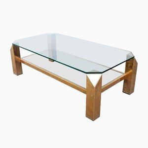 Table Basse de Belgo Chrome, années 70