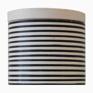 Vase von Ettore Sottsass für Il Sestante, 1960er