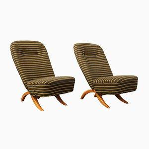 Congo Stühle von Theo Ruth für Artifort, 1950er, 2er Set